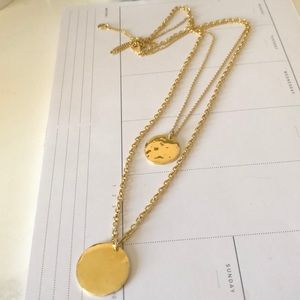 J.Crew coin necklace!